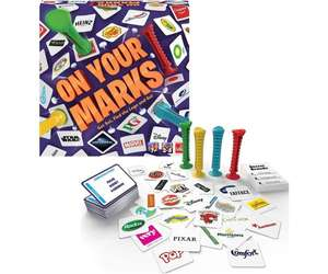 On Your Marks Board Game £12.99 delivered (Mainland UK) @ Bargainmax