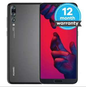 Huawei P20 Pro 128GB - Unlocked on EE SIM Free Smartphone - Various Colours Very Good, Black, EE, 128 GB £125.54 at ebay musicmagpie