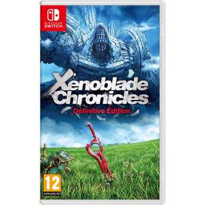 [Nintendo Switch] Xenoblade Chronicles: Definitive Edition £28 Delivered @ AO