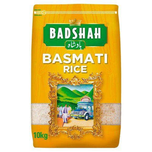 Badshah Basmati Rice 10kg(£1.00 per kilo) £10.00 (Minimum Basket / Delivery Fees Apply) @ Morrisons