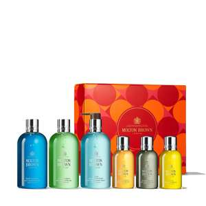 Molton Brown 6 Piece Luxury Collection £50.93 Delivered & 4 Easy Pays & (if new & not using easy pays get £5 off with FIVE4U) @ QVC