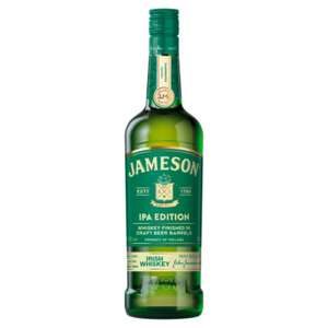 Jameson Caskmates Irish Whiskey 70cl - IPA Edition or Stout £20 (+ Delivery Charge / Minimum Spend Applies) at Asda