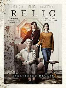 Relic (2020 Horror Film) - 99p to rent / £3.99 to buy @ Amazon Prime Video