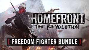 PC Homefront Revolution Freedom Fighter bundle £4.49 at Fanatical