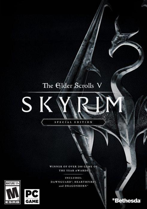The elder scrolls v 5 skyrim special edition pc £7.99 at CDKeys
