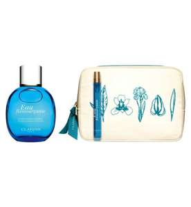 Clarins fragrance gift sets (e.g. Clarins Eau Ressourçante) for £36 delivered @ Boots