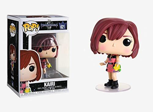 Funko 39940 POP. Disney : Kingdom Hearts 3-Kairi £5.03 (Prime) + £4.49 (non Prime) at Amazon