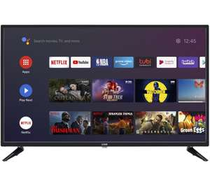 """LOGIK L32AHE19 Android TV 32"""" Smart HD Ready LED TV with Google Assistant £159.99 @ Currys"""