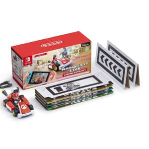 Nintendo Switch Mario Kart Live: Home Circuit - Mario / Luigi £79.99 (£71.99 with code when purchased with Switch game) @ Currys