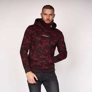 Duck and Cover Hoodies with Snood Neck - 4 colour options, now £19.98 delivered using code @ Duck and Cover