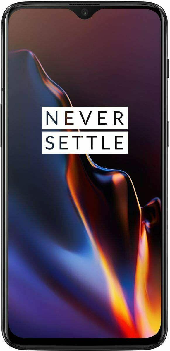 OnePlus 6T 8gb ram 128gb memory, refurbished grade A - £136 delivered with code @ stockmustgo / ebay