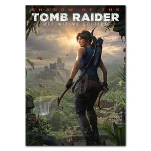 Shadow of the Tomb Raider Definitive Edition - [Steam Key / PC ] £9.22 @ Green Man Gaming