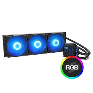 SilentiumPC Navis RGB 360 AIO CPU Liquid Cooler £86.04 delivered at Amazon