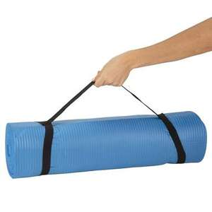 183 x 61 x 1 cm Thick Non Slip Yoga Exercise Roll Mat, 5 Colours To choose From, £5 + £3.95 Delivery From Only5Pounds