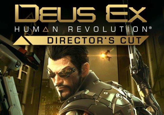 [Steam] Deus Ex: Human Revolution - Director's Cut (PC) - £1.60 @ Greenman Gaming