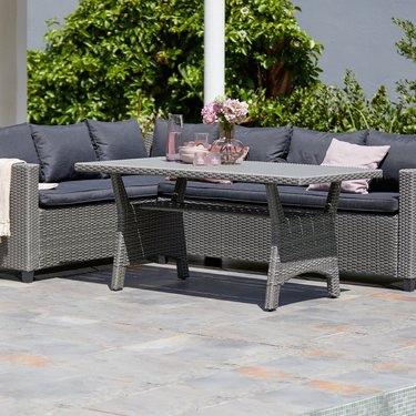 Lounge set Ullehuse 6 person sofa - £494.95 delivered @ JYSK