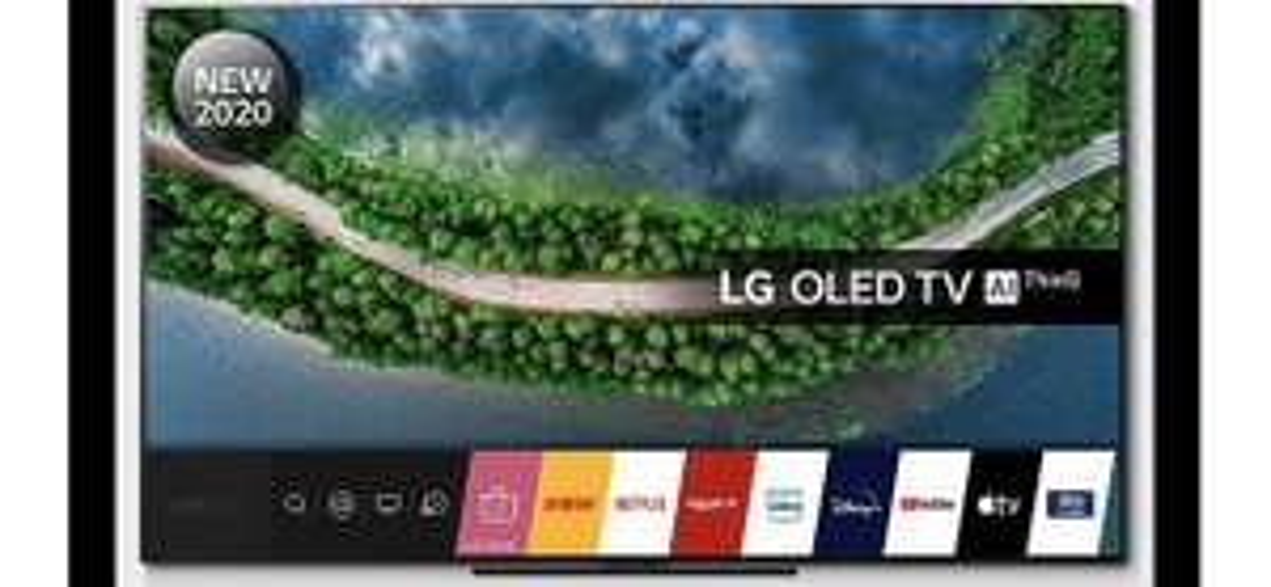LG OLED55GX6LA 55inch Wall Mount OLED HDR 4K UHD SMART TV WiFi £1,299 at Electrical Discount UK