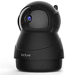 2021 New-Victure 1080P Wi-Fi Camera, Baby Monitor with Camera, 2.4GHz £19.99 + £4.49 NP Sold by DYUE and Fulfilled by Amazon