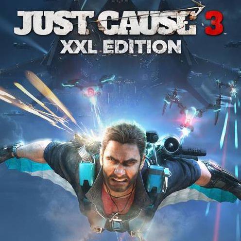 Just Cause 3 XXL PC Steam Key - £2.70 @ Green Man Gaming