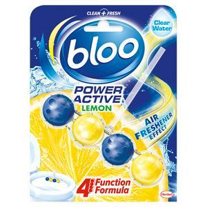Bloo Power Active Lemon Toilet Rim Block 50g £1 (Minimum Basket / Delivery Fees Apply) at Sainsburys