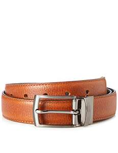 Medium FIND Men's Leather Belt £8.57 (Prime) + £4.49 (non Prime) at Amazon