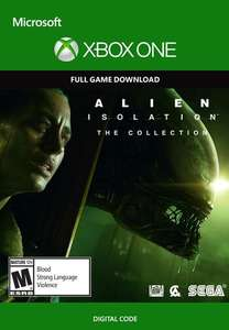 Alien: Isolation - The Collection [Xbox One / Xbox Series X/S - Argentina Via VPN] £8.29 using code @ Eneba / World Trader