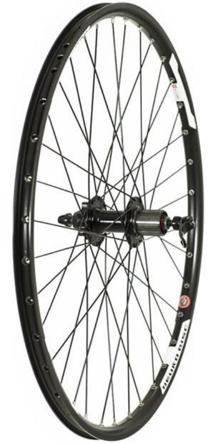 "Raleigh Tru-Build Mach1 Neuro Rim 6 Bolt Disc Hub 29"" Rear Bike Wheel £34.82 at Tredz"