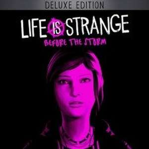 Steam Life is Strange Before the Storm deluxe £3.28 at Greenmangaming
