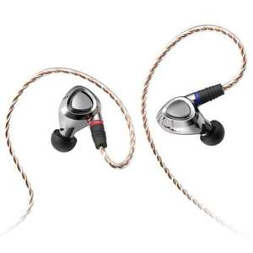 Shanling ME500 Hybrid Triple Drivers IEM Earphones £150 at hifi headphones