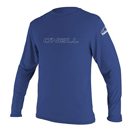 XXL O'Neill Wetsuits Men's Basic Skins Long Sleeve Rash Vest £14.52 (Prime) / £19.01 (non Prime) at Amazon