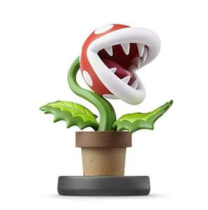 Piranha Plant amiibo figure for Nintendo Switch - £13.96 delivered (£4.49 p&p non-prime) @ Amazon