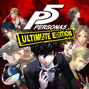 [PS4] Persona 5: Ultimate Edition - £11.24 @ PlayStation Store
