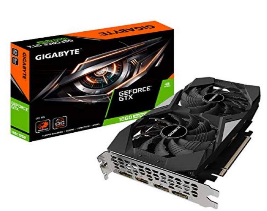 Gigabyte GTX 1660 Super £254.82 at Kitatek