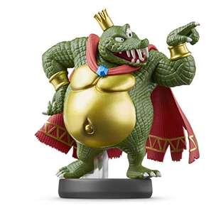 King K Rool Amiibo - Nintendo Switch - £25.49 @ Amazon