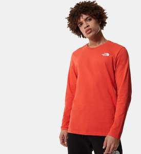 North face men's easy long-sleeve t-shirt £17.50 @ The North Face