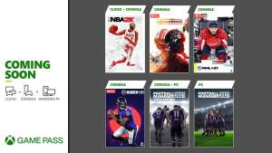NBA 2K21, Football Manager 2021, and More Coming To Xbox Game Pass