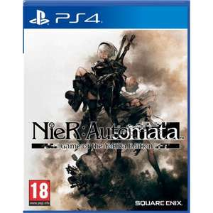 [PS4] NieR:Automata Game of the YoRHa Edition - £13.95 delivered @ The Game Collection