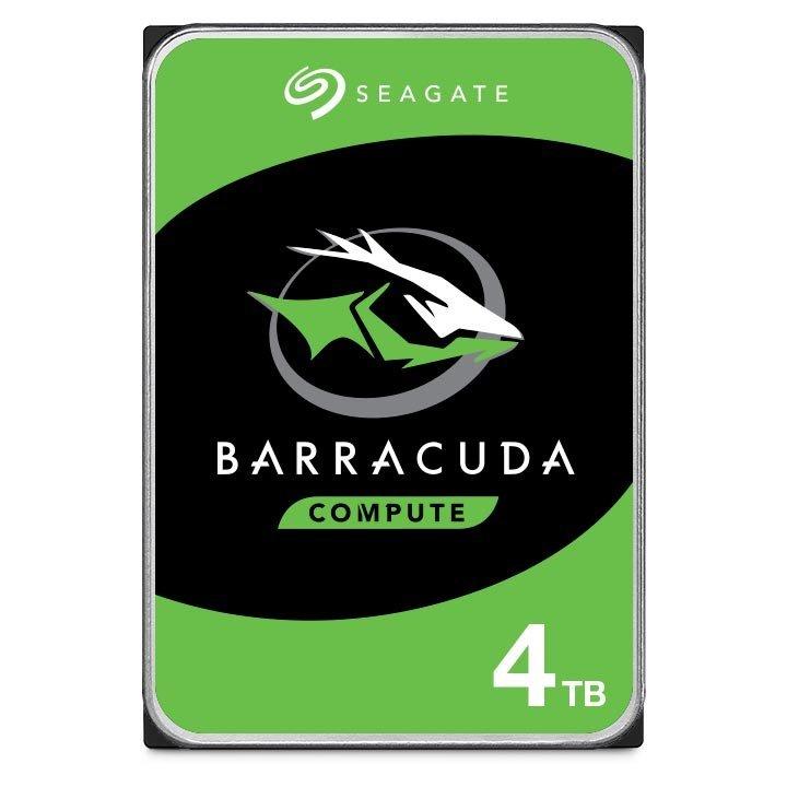 "Seagate BarraCuda 4TB 3.5"" SATA HDD/Hard Disk Drive - £73.39 at CCL online"
