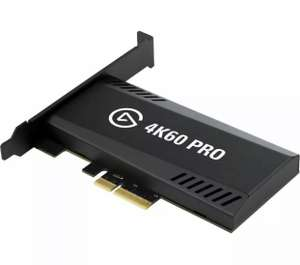 ELGATO 4K60 Pro MK.2 Game Capture Card - Damaged Box - £147.26 with code delivered @ currys_clearance / eBay