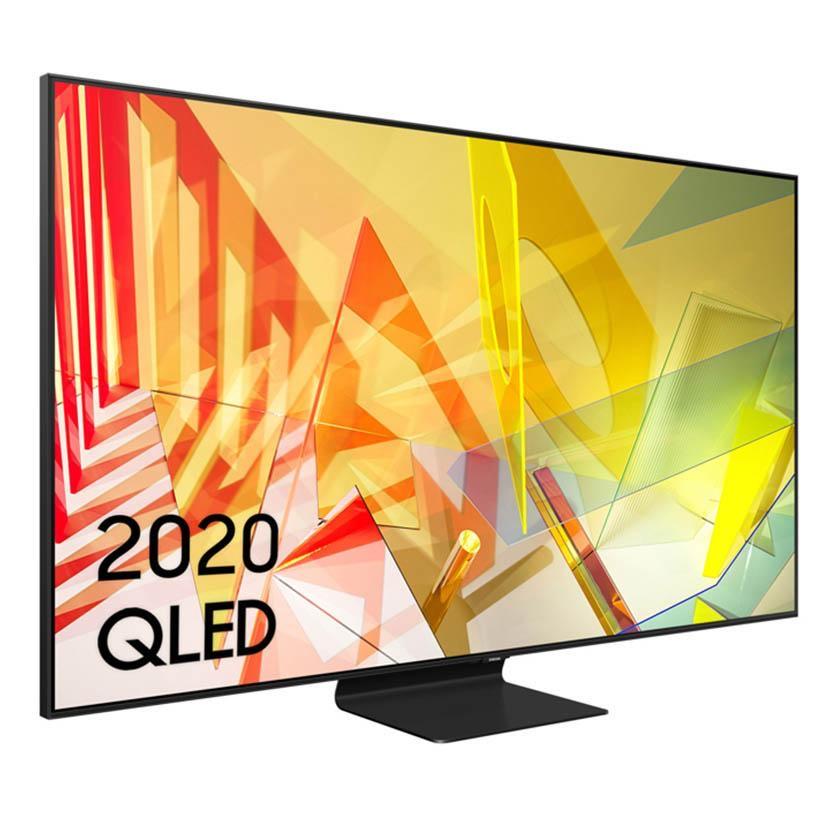 "Samsung QE55Q90T 55"" QLED HDR 2000 4K Ultra HD Smart TV + 6 Year Warranty £1,074 at Spatial Online"