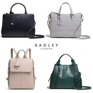 Radley Sale - Up to 50% Off selected Handbags + Extra 10% Off most sale items with code (delivery £3.99) @ Radley