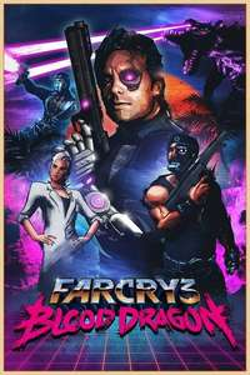 Far Cry Blood Dragon uplay pc 67p @ eneba (All Game World)