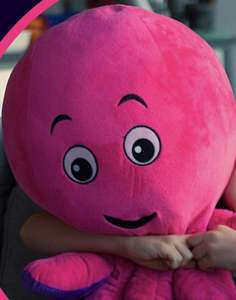Free Large Toy Octopus, Finger Puppet Octopus or Plant a Tree (Octopus Energy Account required) @ Octopus Energy