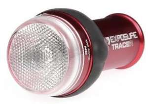 Exposure TraceR USB Rechargeable Rear Bike Light With DayBright - £27 delivered with code @ Tredz