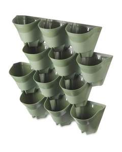 Vertical Planter Starter Kit £19.99 (£2.95 delivery) @ Aldi