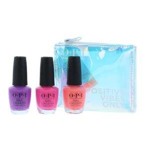 OPI Nail Polish Set - £14 (+£4.99 Delivery) @ House of Fraser