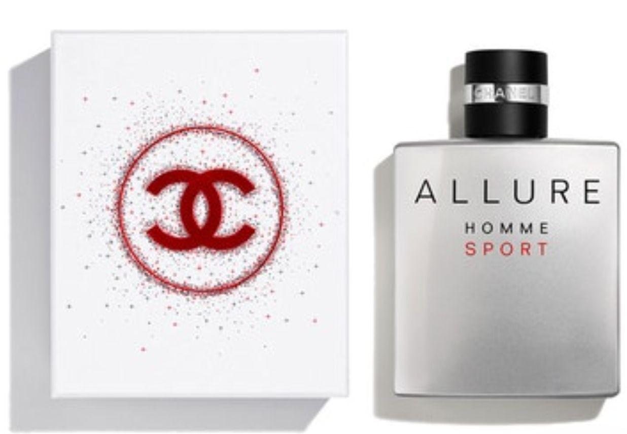 Chanel Allure Homme Sport EDT 100ml gift wrapped £60.68 Delivered @ The Fragrance Shop