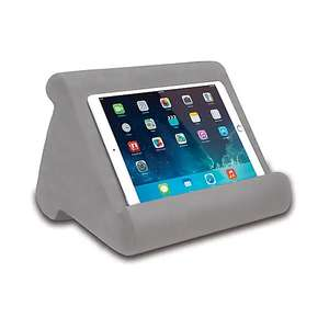 JML Pill-O-Pad - Multi-angle Lap-Mounted Soft Tablet Book and E-Reader Stand £10 including delivery @ Wilko