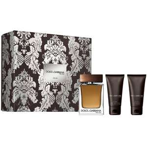 Dolce & Gabbana The One 100 Gift set - £41.82 with code @ The Fragrance Shop