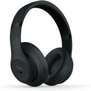 Beats Studio3 Wireless Noise Cancelling Over-Ear Headphones - Matte Black £174.99 at ebay / theoutletshopuk